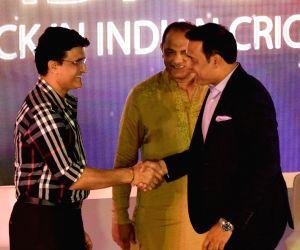 CAB felicitates new BCCI chief Sourav Ganguly