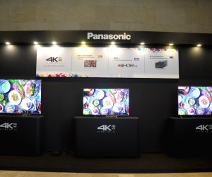 Panasonic debuts OLED TV series in India