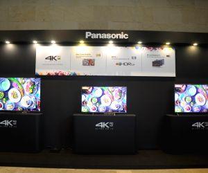 Panasonic debuts OLED TV series in India