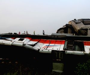 INDONESIA NGAWI TRAIN CRASH AFTERMATH