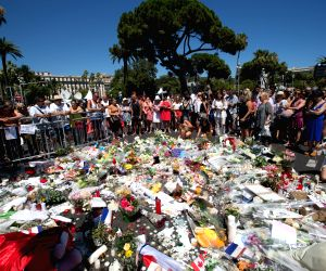FRANCE NICE PROMENADE DES ANGLAIS REOPEN