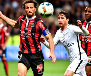 FRANCE-NICE-FOOTBALL-OGC NICE VS PSG