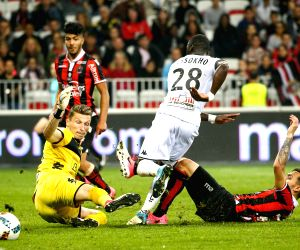 FRANCE NICE SOCCER FRENCH LIGUE 1