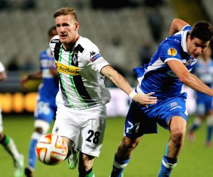 Nicosia (Cyprus): Europa League soccer match
