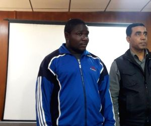 NCP arrests Nigerian national, 170 gm cocaine seized