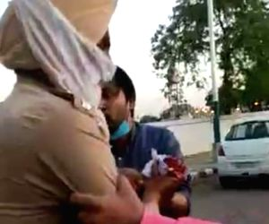 Punjab Police officer's severed hand re-implemented