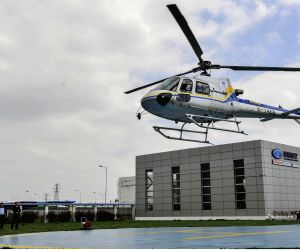 CHINA ZHEJIANG NINGBO HELICOPTER STORE OPEN