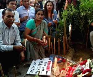 pay homage to Nirbhaya after SC verdict