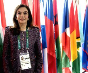Nita Ambani becomes first Indian woman in IOC