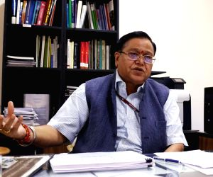 V K Saraswat - Interview