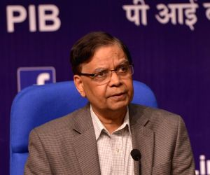 Arvind Panagariya's press conference