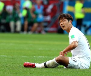 S. Korean defender Young-gwon says cooperation key to blocking Mexicans