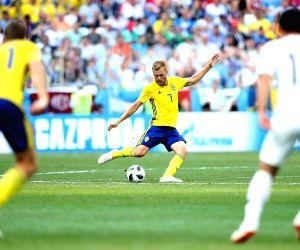 Sweden pip S. Korea 1-0 in Group F clash