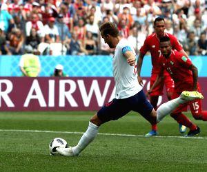 World Cup: Kane shines as England thrash Panama 6-1