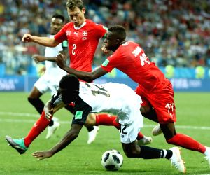 World Cup: Switzerland qualify for knockouts after 2-2 draw with Costa Rica