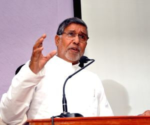 Introduction of anti-human trafficking bill a 'resounding victory': Satyarthi