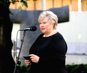 NORWAY OSLO JULY 22 ATTACKS ANNIVERSARY PM
