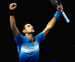 BRITAIN LONDON TENNIS ATP FINAL DJOKOVIC VS NADAL