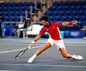 Djokovic withdraws from Cincinnati to recover from 'taxing journey'