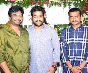 NTR, Puri Jagannaths new film launch