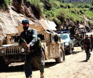 AFGHANISTAN NURISTAN MILITARY OPERATIONS