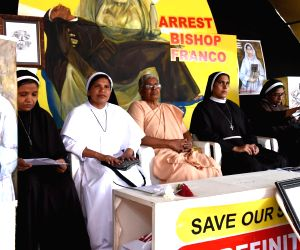 Nun rape: Bishop questioning enters Day 3