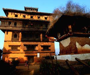 NEPAL-NUWAKOT-EARTHQUAKE-SAT TALE DURBAR