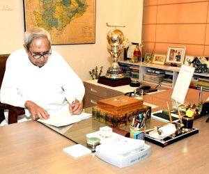 Odisha Chief Minister and Biju Janata Dal (BJD) President Naveen Patnaik. (Photo: IANS)
