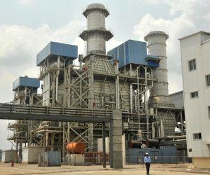 NIGERIA OGUN POWER STATION INAUGURATION