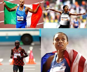 Olympics: Feats in track & field beyond Chopra's historic gold