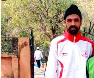 Olympics: Gurpreet fails to finish gruelling 50km race walk due to cramps
