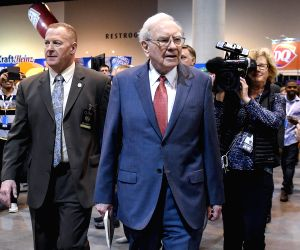U.S.-OMAHA-BERKSHIRE HATHAWAY ANNUAL MEETING-BUFFETT