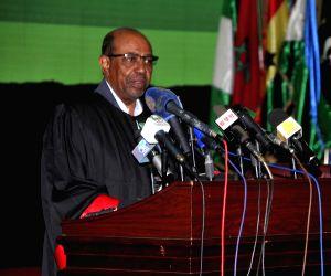 File Photo: President of Sudan Omar Hassan Ahmad al-Bashir