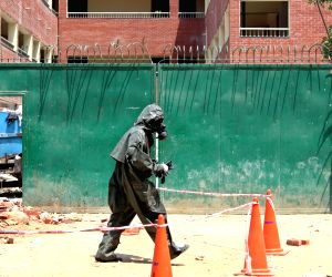 One killed in ammonia gas leak at Haldiram unit in Noida