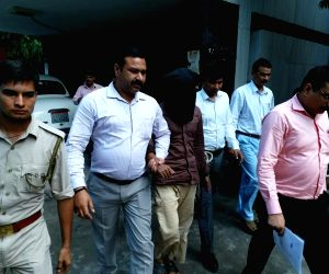 Two persons with links to alleged IS suspect produced before NIA court