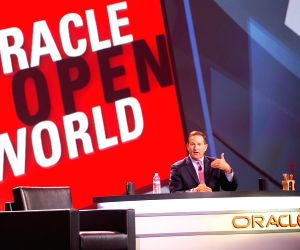 Oracle ready for India expansion: CEO Hurd ()
