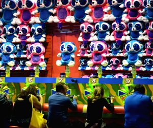 Orlando (U.S.) : International Association of Amusement Parks and Attractions (IAAPA) Attractions Expo 2014 in Orlando