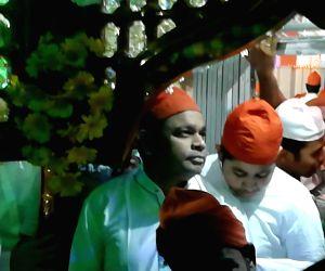 Kadapa (Andhra Pradesh): A.R. Rahman visits Ameen Peer Dargah