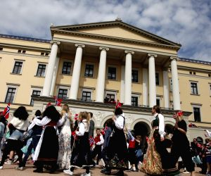 NORWAY OSLO NATIONAL DAY