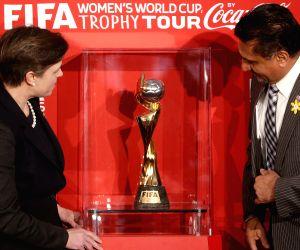 CANADA-OTTAWA-WOMEN'S WORLD CUP TROPHY TOUR