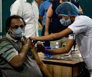 Over 1.23 cr Covid-19 vaccine doses administered: Health Ministry