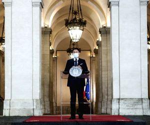 Italian PM wins confidence vote ahead of Senate test