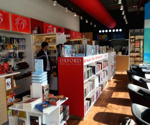 Oxford Bookstore opens new store at Aerocity