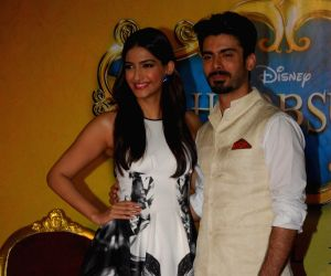 Trailer launch of film Khoobsurat