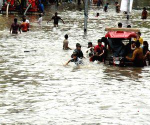 PAKISTAN LAHORE MONSOON RAIN