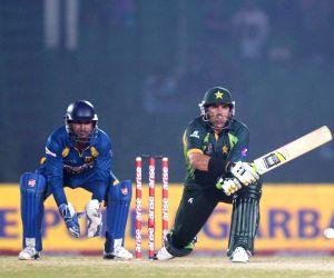 (250214) Fatullah (Bangladesh): Asia Cup - 1st ODI