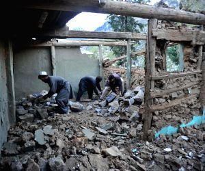 PAKISTAN LOWER DIR EARTHQAUKE DAMAGE