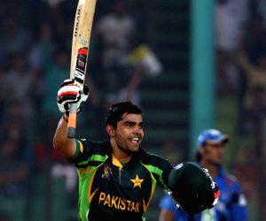 (270214) Fatullah (Bangladesh): Asia Cup - 3rd ODI Pakistan vs Afghanistan