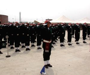 PAKISTAN LAHORE RESCUE PASSING OUT PARADE