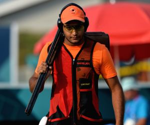 Lakshay-Shreyasi sixth in mixed trap shooting event
